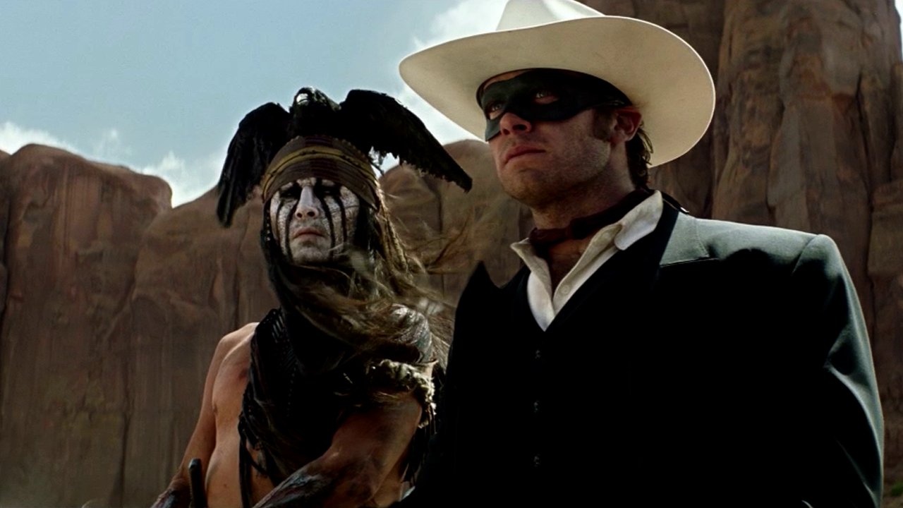 the lone ranger a heat induced review beyond the marquee