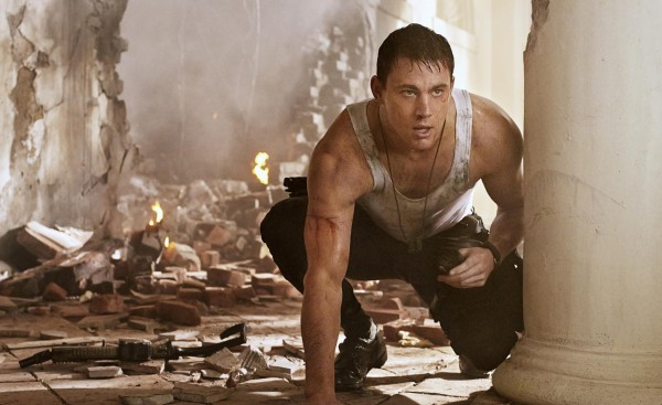 White House Down - Channing Tatum
