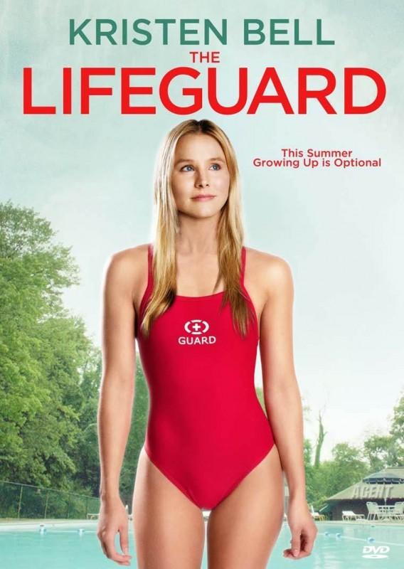Kristen Bell is The Lifeguard