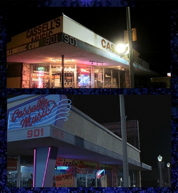 Cassell's Music - San Fernando, CA
