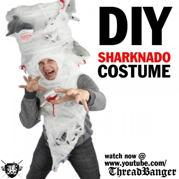 Sharknado costume - photo#9