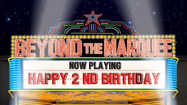 Going Beyond the Marquee for over 2 Years!