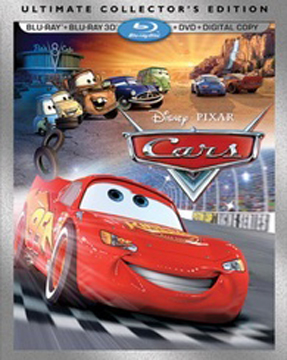 CARS 3D boxart