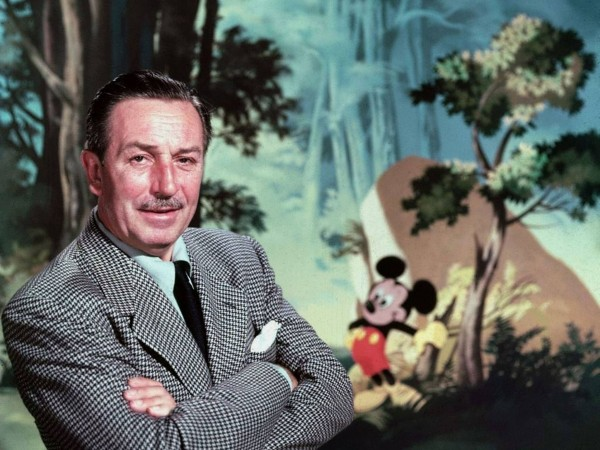 Thank you Walter Elias Disney for changing the face of entertainment forever.