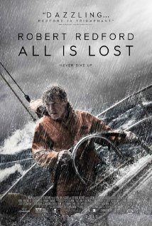 ALL IS LOST poster art