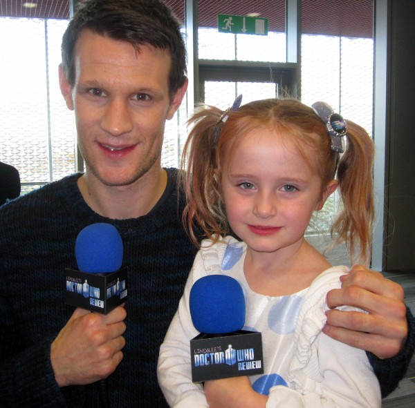 Lindalee and Matt Smith