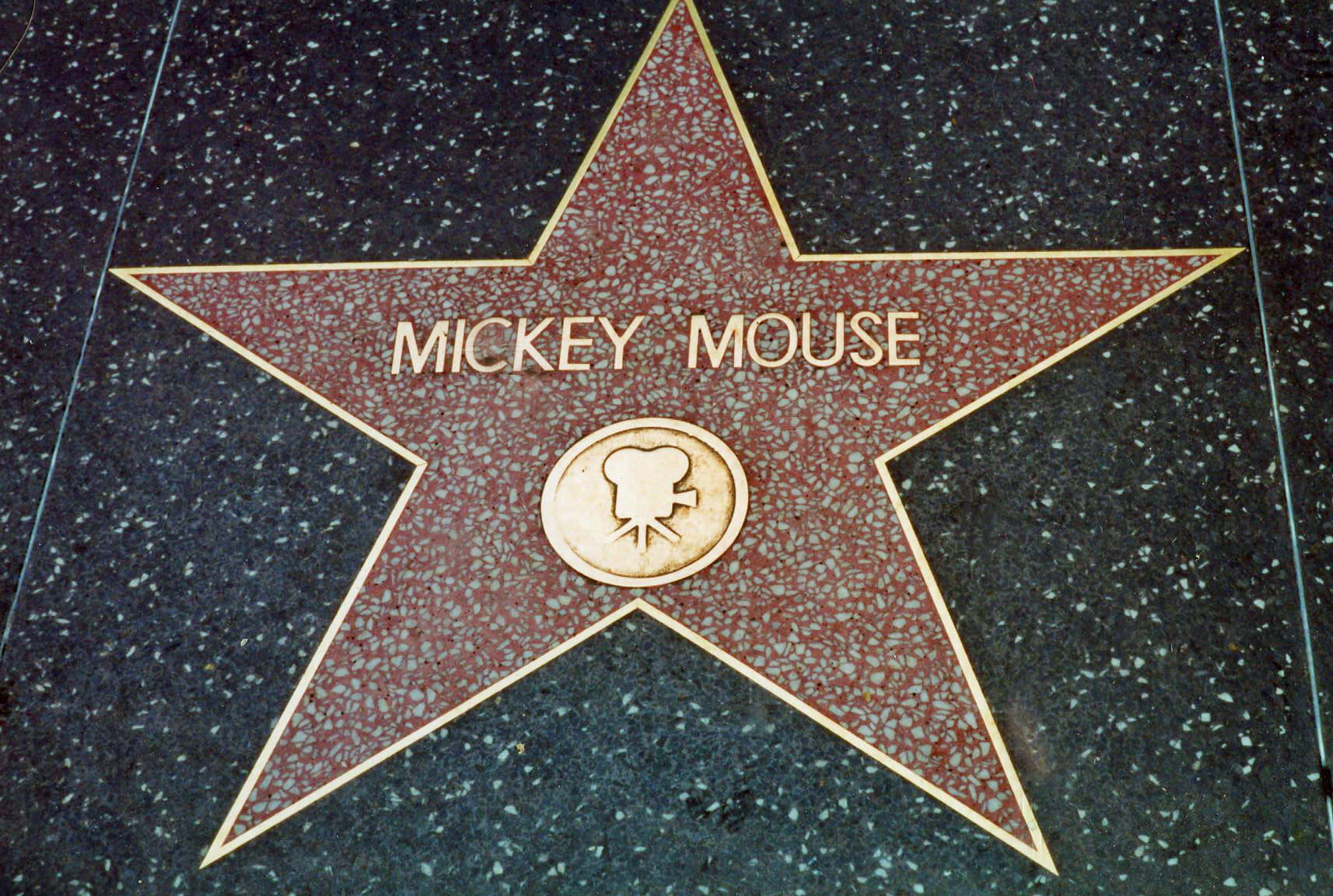 Hollywood Walk Of Fame Star Clipart Hollywood walk of fame star