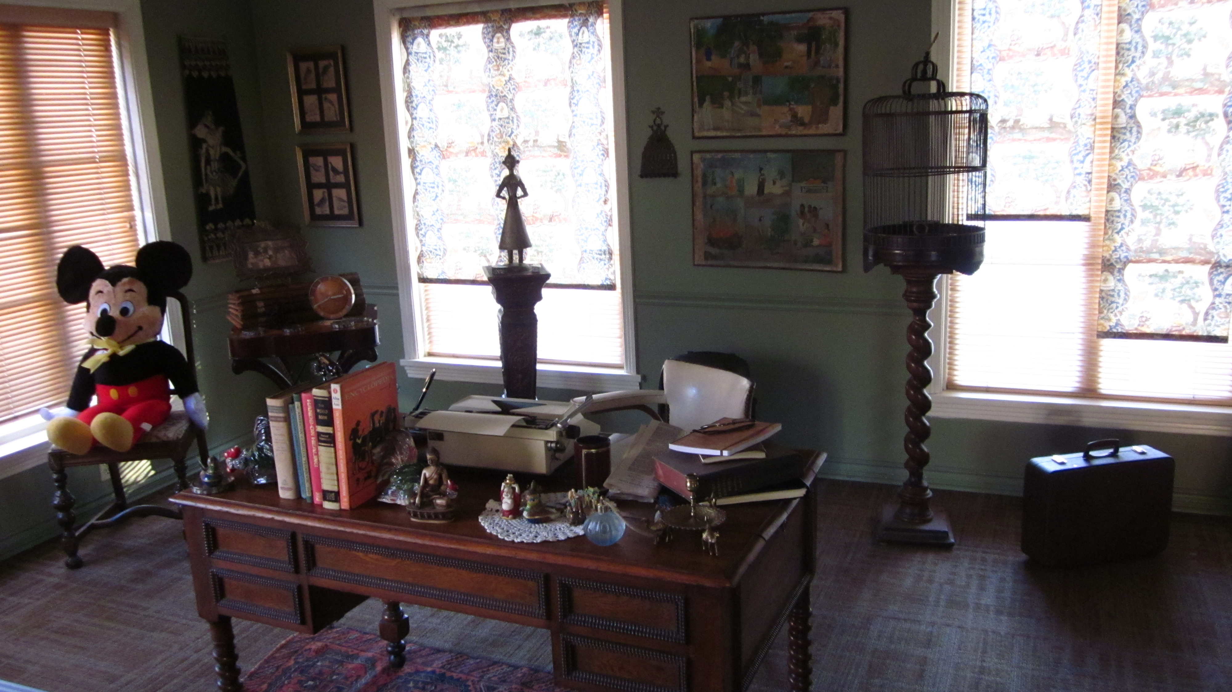 P Design: The Filming Locations Of Disney's Saving Mr. Banks