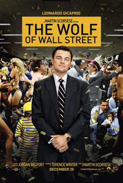 Wolf Wall Street POSTER