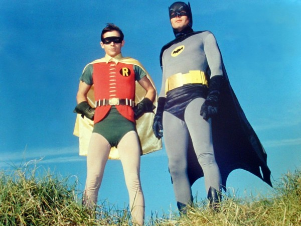1966 Batman and Robin