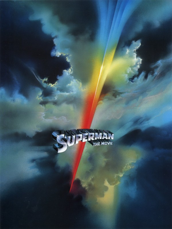 Superman - Bob Peak