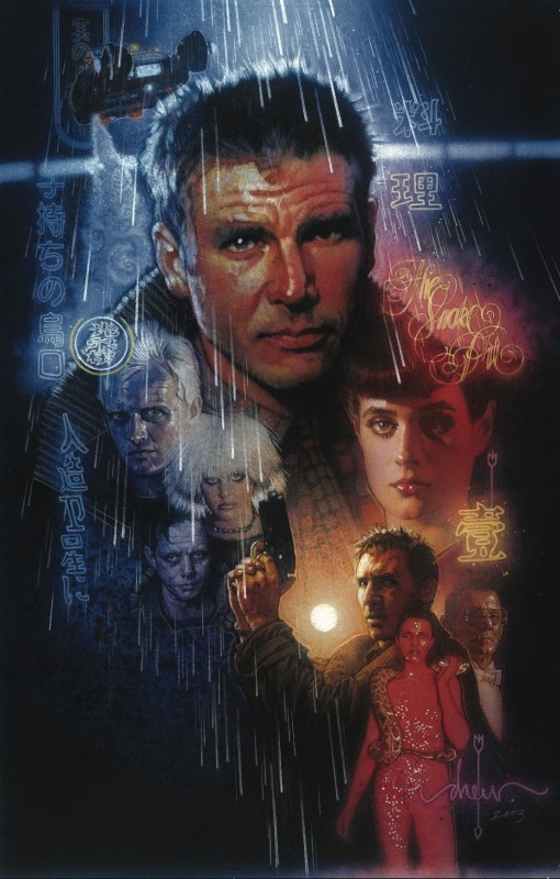 Blade Runner - Drew Struzan