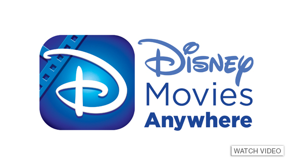 Now watch Disney Movies... Anywhere!