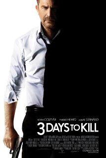 3DAYS KILL poster x