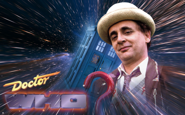 Sylvester McCoy, the Seventh Doctor, joins the cast of The Inspector Chronicles!