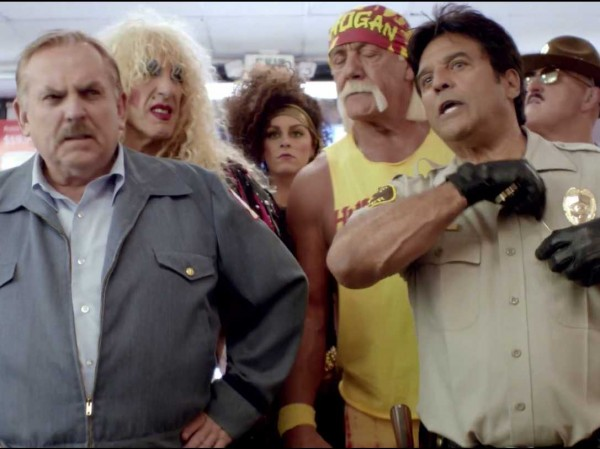 How many 80's characters did you recognize? Leave your comments on this commercial below!