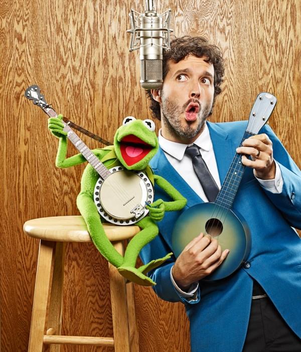 Kermit & Bret McKenzie