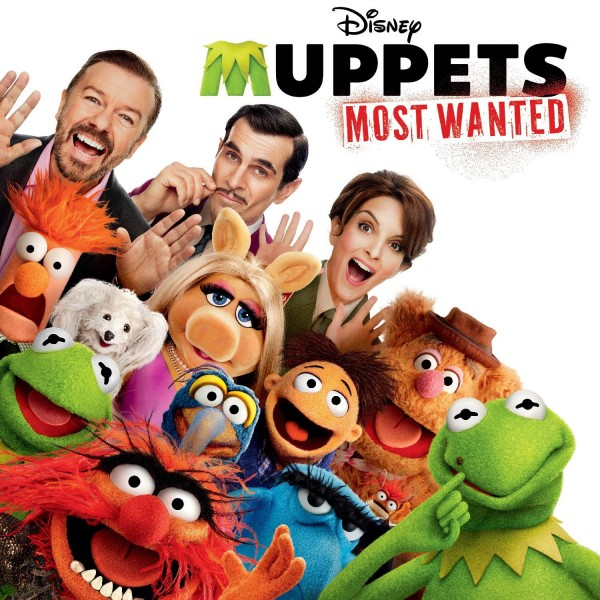 Muppet Most Wanted Official Soundtrack