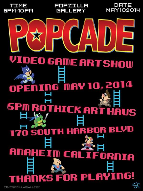 POPcade_DKshowposter