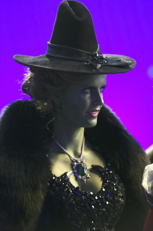 Personality ... MBTI Enneagram Zelena/The Wicked Witch of the West (Once Upon A Time) ... loading picture