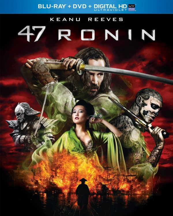 47 RONIN now on Blu-ray and DVD from Universal Studios Home Entertainment