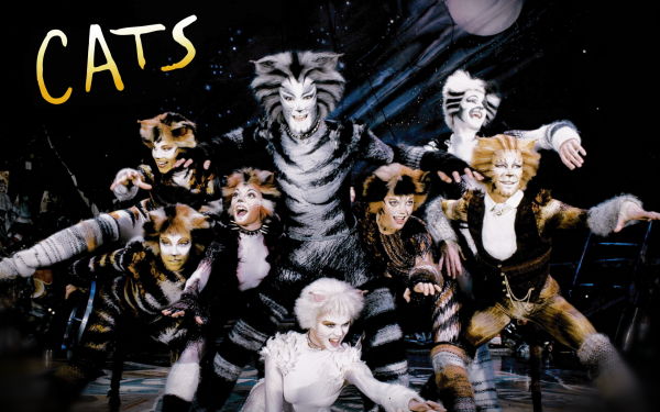 CATS now playing thru May 11th in La Mirada, CA