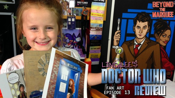 Lindalee's Doctor Who Fan-Art: Episode 13
