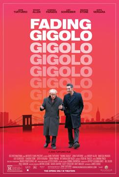 GIGOLO poster