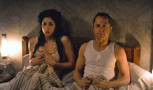 Ruth (Silverman) and Ed (Ribisi) decide to wait till they are married