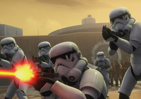 STAR WARS: REBELS - Imperial Stormtroopers