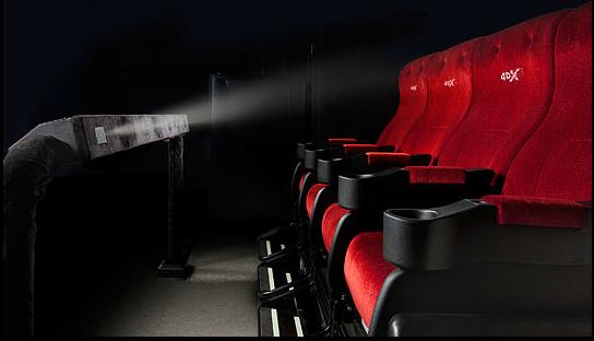 В Україні набирає популярність новий надсучасний тип кінотеатрів