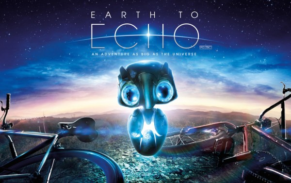 An adventure as big as the universe awaits you  in EARTH TO ECHO