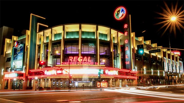 REGAL Cinemas at LA LIVE, Home of the 4DX Experience