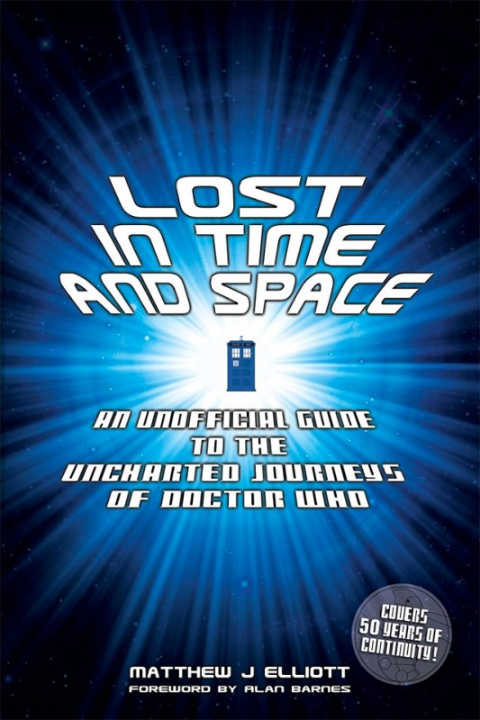 Win a Copy of Lost in Time and Space!!!