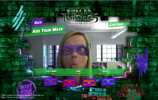 TMNT Yourself Today!