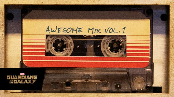 Awesome Mix Tape Vol.1