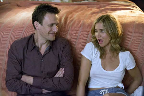 Annie (Cameron Diaz) and Jay (Jason Segel) try to put the spark back in their relationship