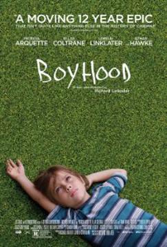 BOYHOOD poster 1