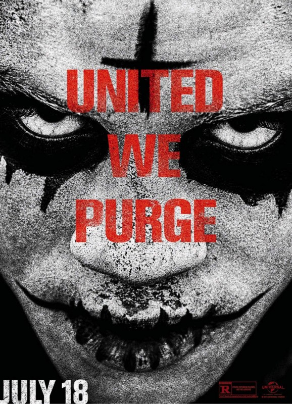 Win a Prize Pack of Cool Stuff from the latest Purge movie!