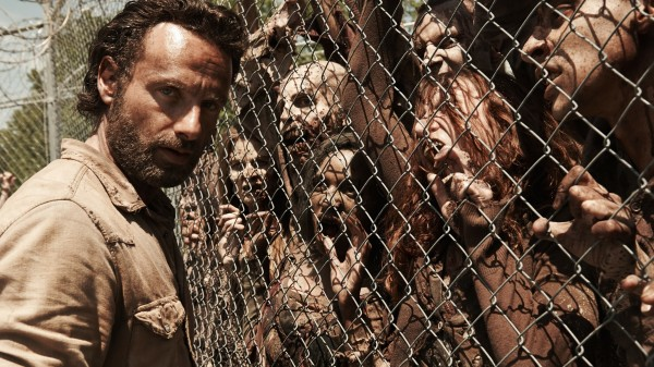 Are you ready for Season 5 of THE WALKING DEAD?