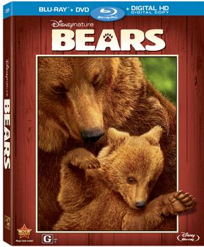 BEARS boxart