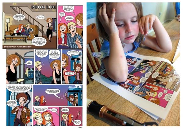 *Comic-PondLife