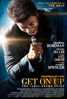 GET ON UP poster art