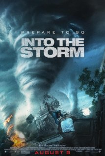 INTO STORM poster