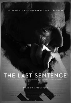 LAST SENTENCE poster