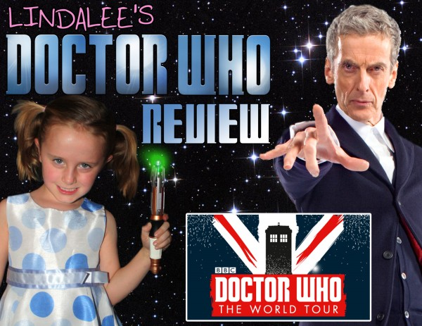 Lindalee will be on hand for BBC America's U.S. Premiere Fan Screening of the new 8th season of Doctor Who, part of the Doctor Who World Tour!