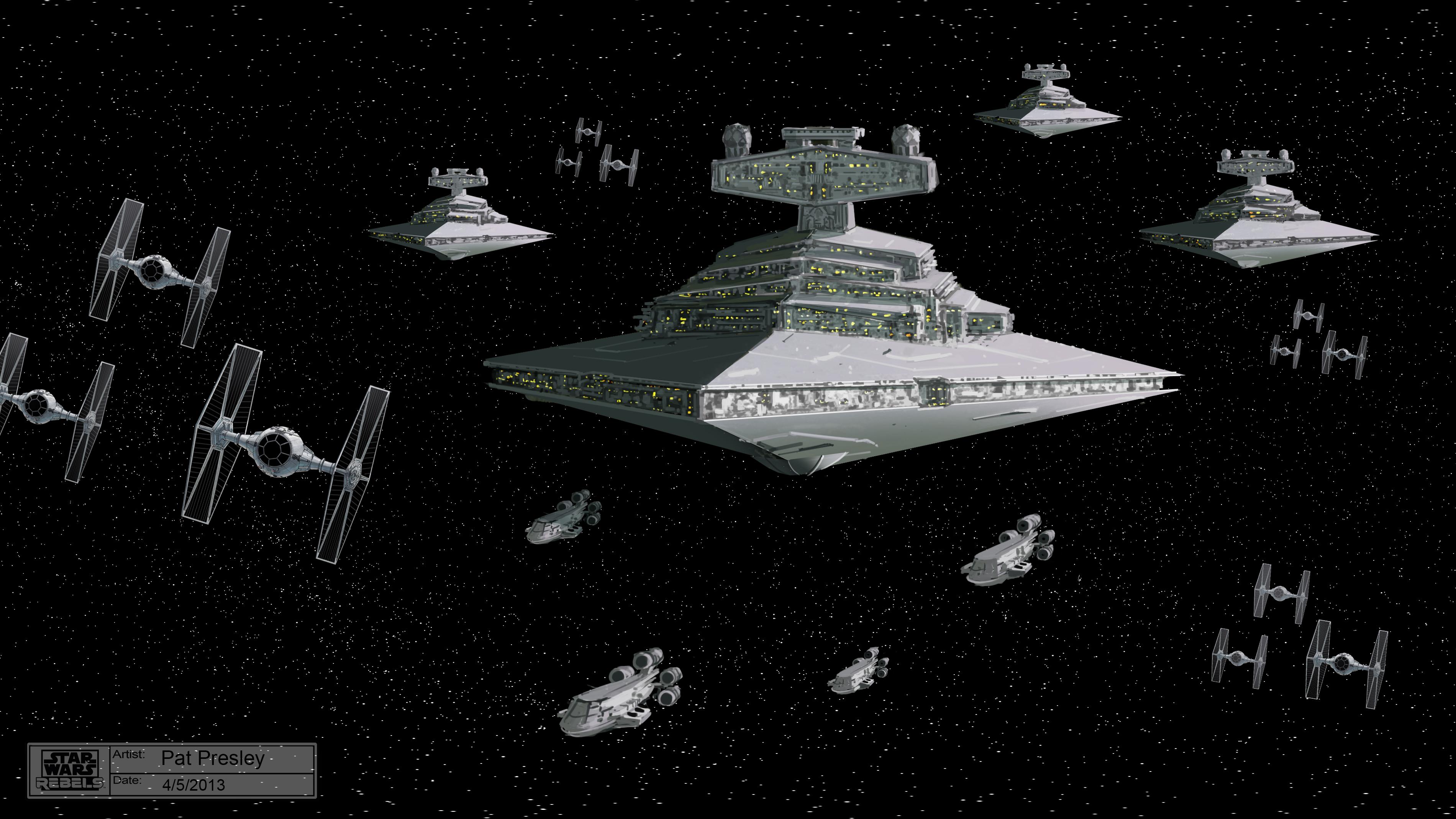 STAR WARS REBELS – EMPIRE ships | BEYOND ...