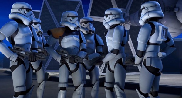STORMTROOPERS in REBELS