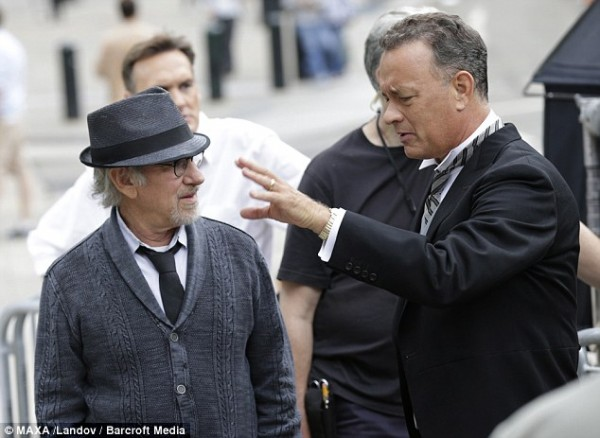 Tom Hanks reunites with Steven Spielberg for their fourth movie a new Cold War thriller