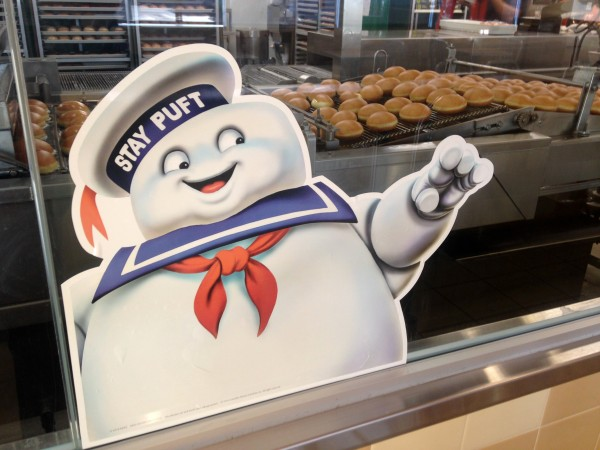 Yep, its the Stay-Puft Marshmallow Man...